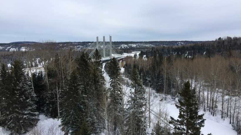 Nipigon Bridges